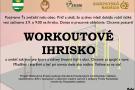 2016 | Workoutové ihrisko