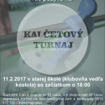 2017_Kalčetový turnaj